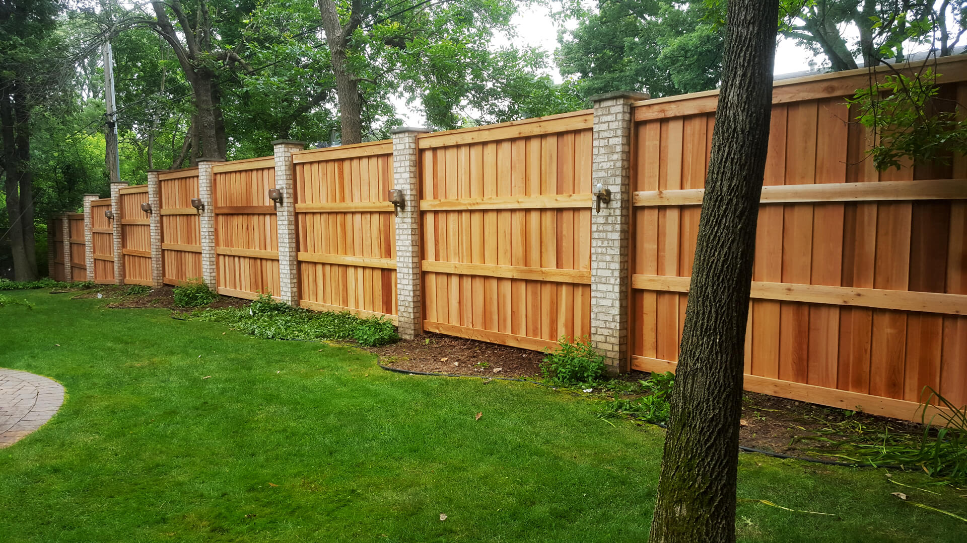 How to choose the best fence for you fence building tips for Fences privacy