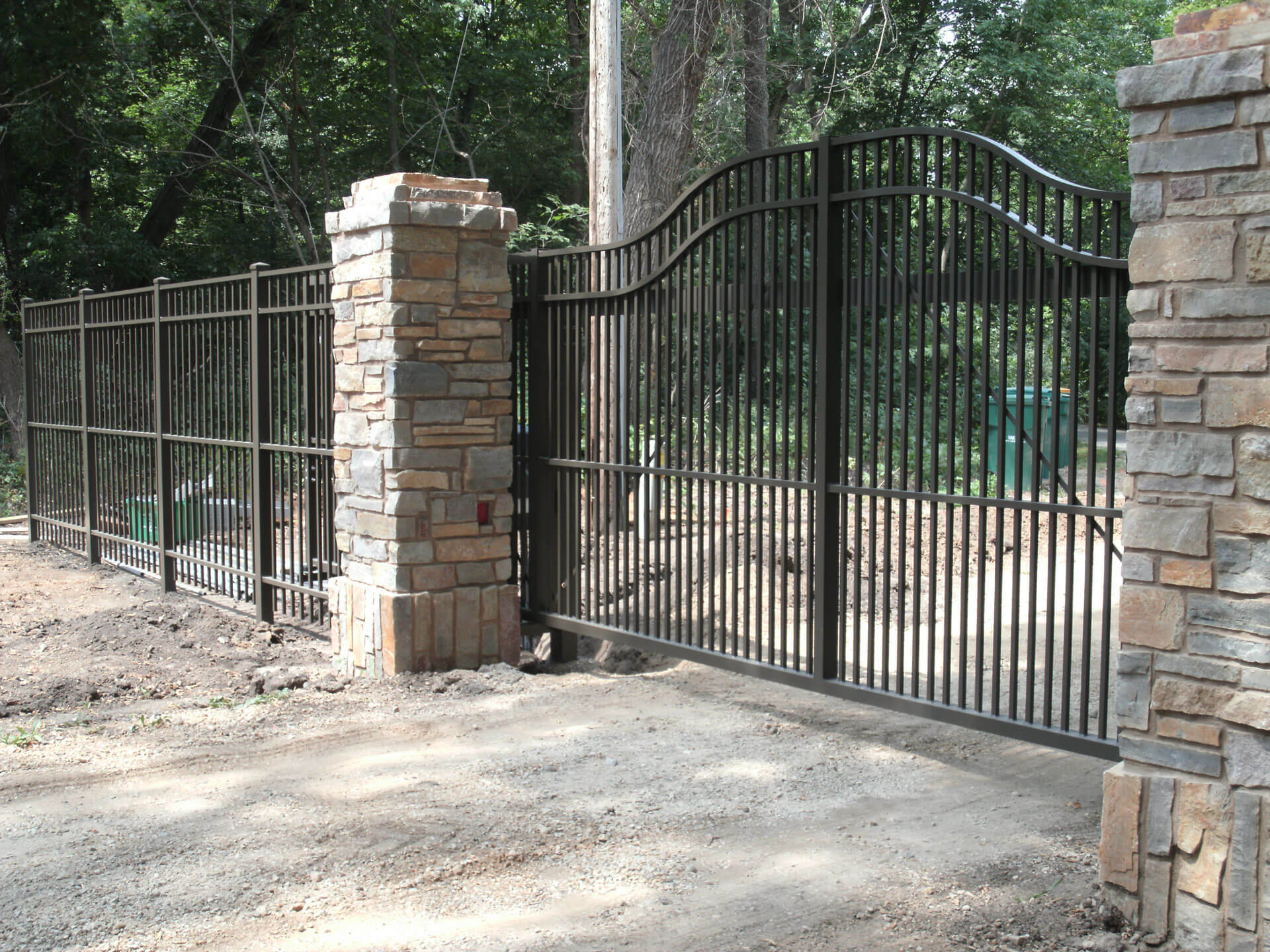 Maintenance Free Privacy Vinyl Amp Aluminum Fences In St