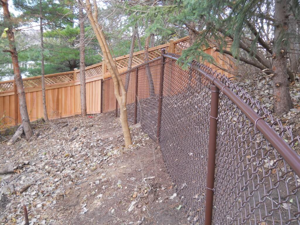 Chain Link Fence In St Paul Lakeville Twin Cities