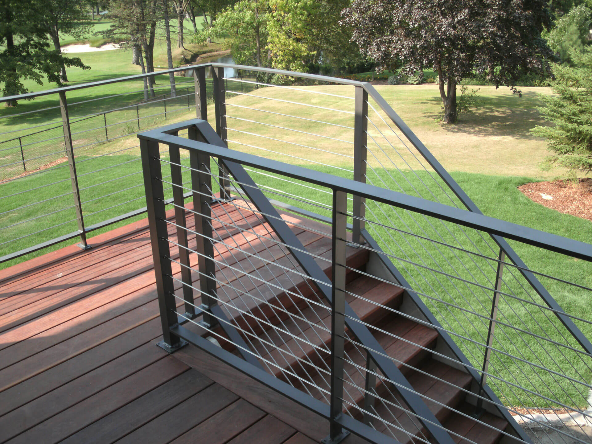 Railings In St Paul Lakeville Woodbury Twin Cities