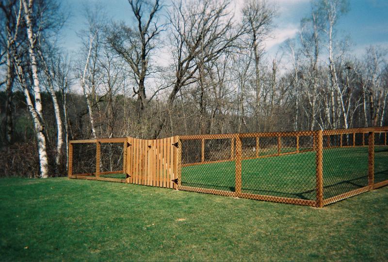 Fencing Contractor Minneapolis Wood Cedar Vinyl