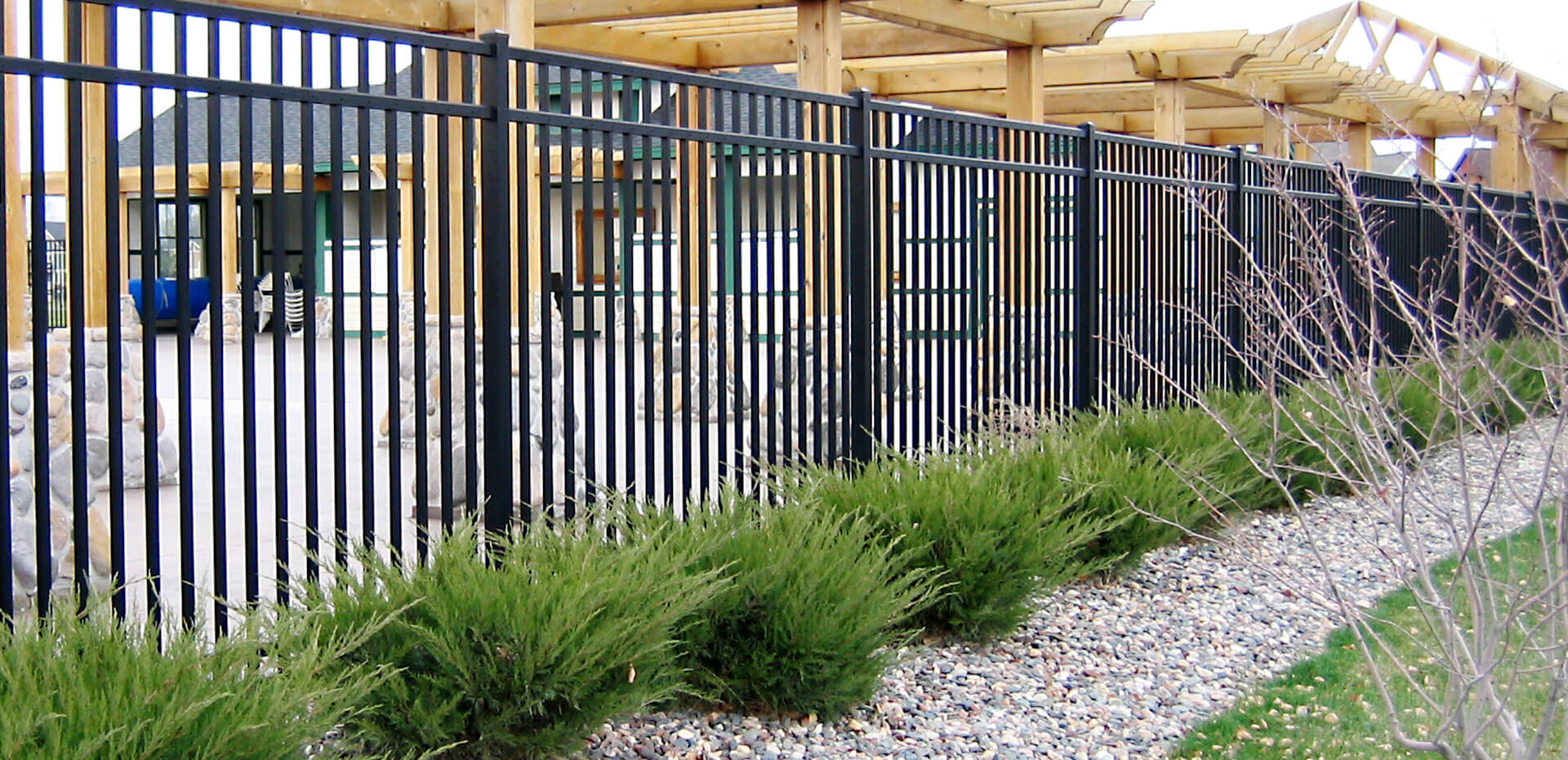 Commercial fencing minneapolis dakota unlimited