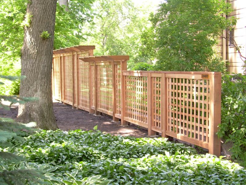 lattice fences