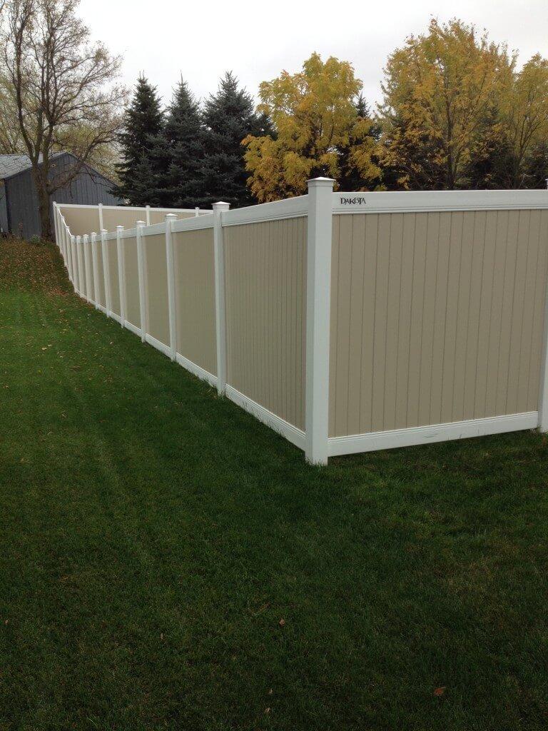 Maintenance Free Privacy Vinyl Amp Aluminum Fences In St