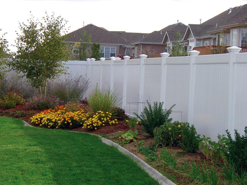 Vinyl Fence In St Paul Lakeville Twin Cities Woodbury