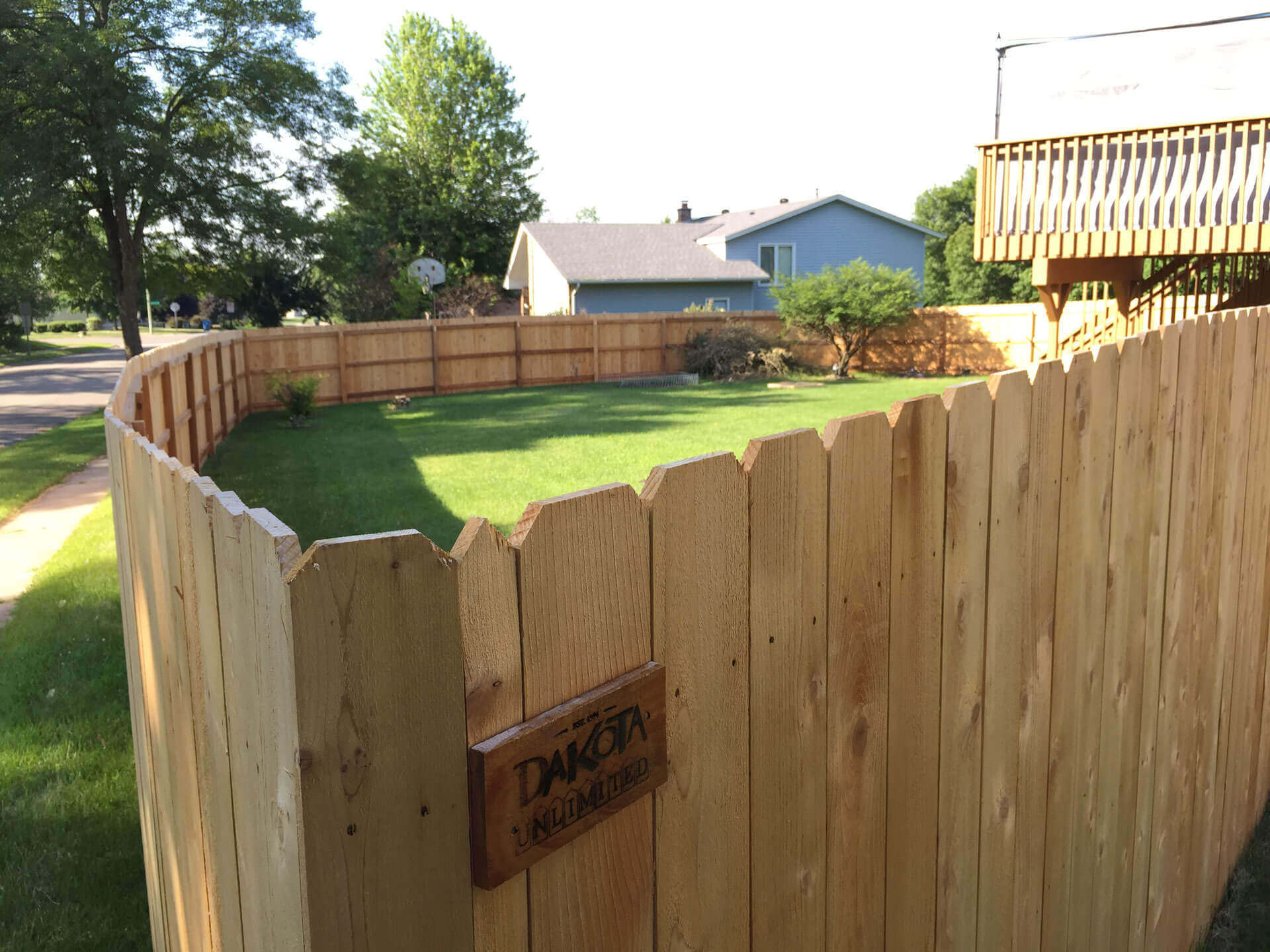 wood privacy fences. Anemptytextlline Wood Privacy Fences