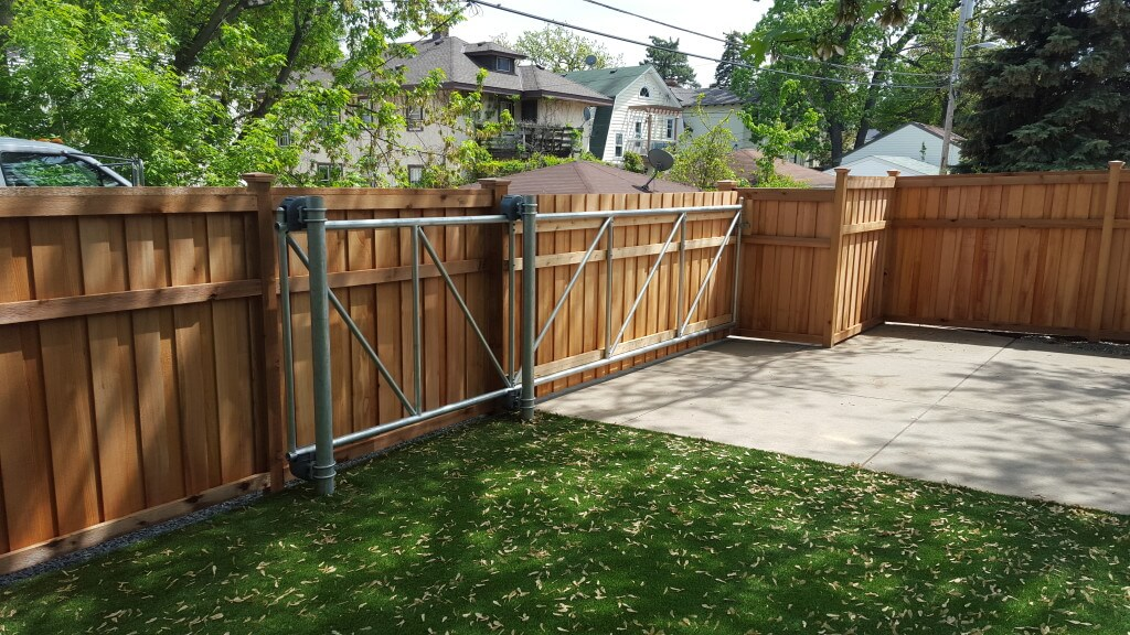 Fence Gates In St Paul Lakeville Woodbury Twin Cities
